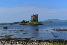 more Stalker Castle (on a sunnier day xP)